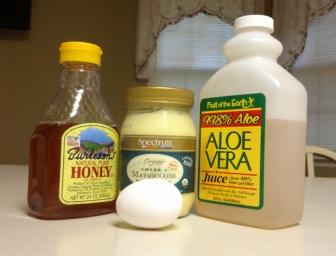 Deep Conditioner Ingredients