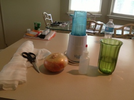 Onion Juice Ingedients