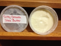 Siliky Smooth Shea Butter