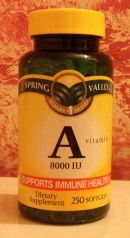 Vitamin A Supplements