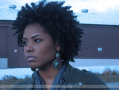 Women with Natural Hair